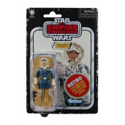 Star Wars Episode V Retro Collection - Han Solo (Hoth)
