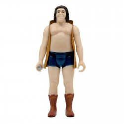 André the Giant ReAction Action Figure Wave 1 André the Giant - Vest 10 cm