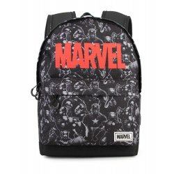 Marvel Backpack Marvel Logo
