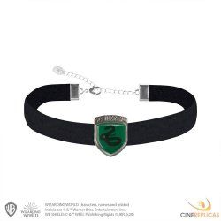Harry Potter Choker with Pendant Slytherin