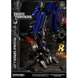 Transformers: Revenge of the Fallen Statue Optimus Prime 73 cm