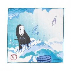 Spirited Away Mini Towel Unabara 29 x 29 cm