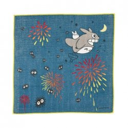 My Neighbor Totoro Mini Towel Field 29 x 29 cm
