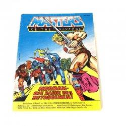 Masters Of The Universe – Hordak - The Ruthless Leader's Revenge (German/Italian Mini Comic)