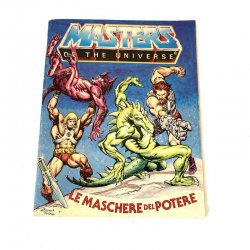 Masters Of The Universe – Masks of Power (German/Italian Mini Comic)