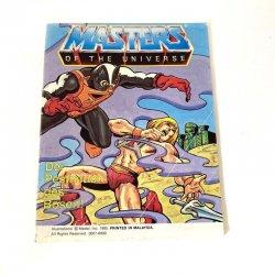 Masters Of The Universe – The Stench of Evil! (German/Italian Mini Comic)