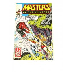 Masters Of The Universe – Junior Press - Masters of the Universe Nr. 04 (Dutch)