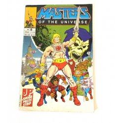 Masters Of The Universe – Junior Press - Masters of the Universe Nr. 06 (Dutch)