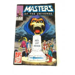 Masters Of The Universe – Junior Press - Masters of the Universe Nr. 07 (Dutch)