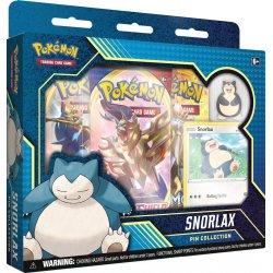 Pokémon TCG Pin Collection Snorlax