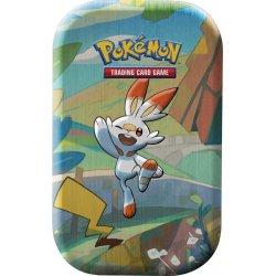 Pokémon TCG Galar Pals Mini Tin Scorebunny
