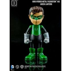 Justice League Mini Hybrid Metal Action Figure Green Lantern 9 cm