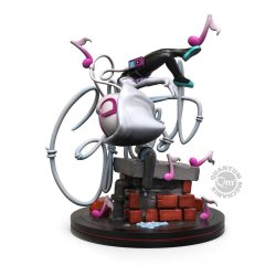 Marvel Q-Fig Elite Figure Ghost-Spider 10 cm