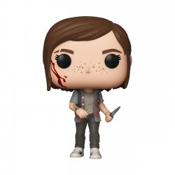 The Last of Us POP! Games Vinyl Figure Ellie 9 cm