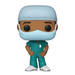 Front Line Worker POP! Heroes Vinyl Figure Male no.2 9 cm