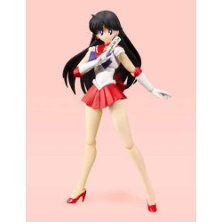Sailor Moon S.H. Figuarts Action Figure Sailor Mars Animation Color Edition 14 cm