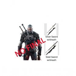 The Witcher Action Figure Geralt 18 cm