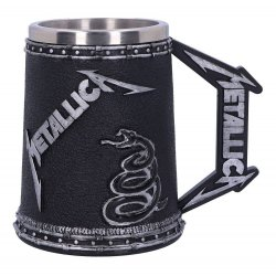 Metallica Tankard The Black Album