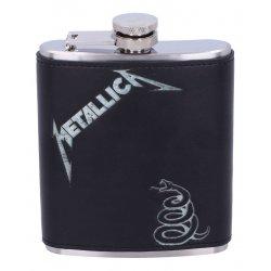 Metallica Hip Flask The Black Album