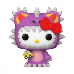 Hello Kitty Kaiju POP! Sanrio Vinyl Figure Hello Kitty Land Kaiju 9 cm