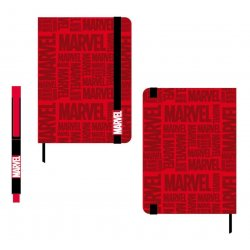 Marvel Stationery Set Logo