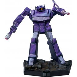 Transformers Classic Scale Statue Shockwave 23 cm