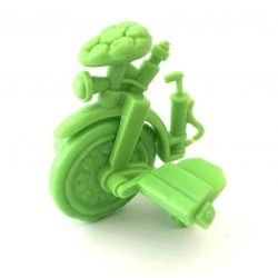 Teenage Mutant Ninja Turtles – Sewer-Cyclin' Raph Tri-wheeled Unicycle