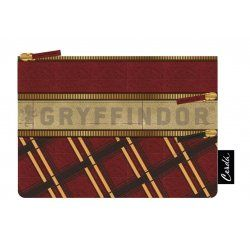 Harry Potter Pencil Case Gryffindor Stripes