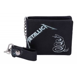 Metallica Wallet The Black Album