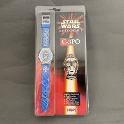 Star Wars: Episode 1 - C-3PO Watch