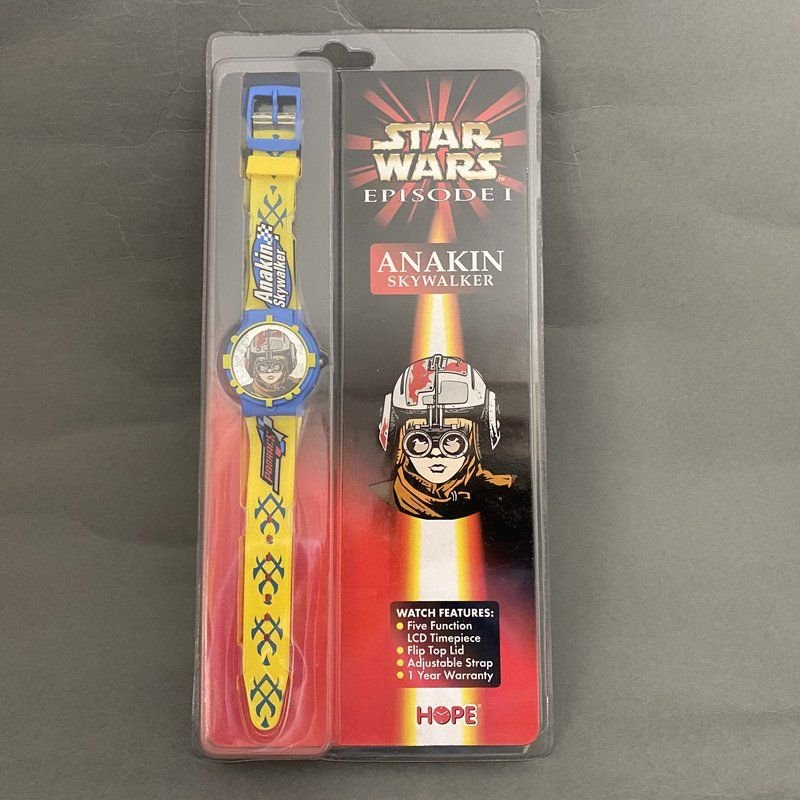 Star Wars: Episode 1 - Anakin Skywalker Watch