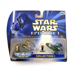 Star Wars: Micro Machines - Action Fleet Collection I
