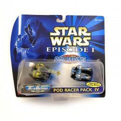 Star Wars: Micro Machines - Action Fleet Pod Racer Pack III