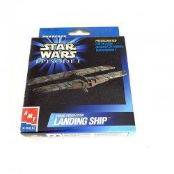 Star Wars: Episode 1 - Amt Ertl Snap Fast Mini Model Landing Ship