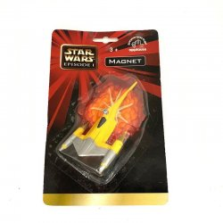 Star Wars: Episode 1 - Naboo Star Fighter Magnet