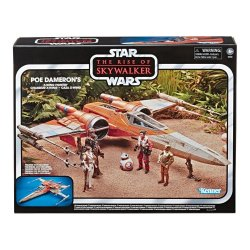 Star Wars: Vintage Collection - Poe Dameron's X-Wing Fighter (Episode IX)