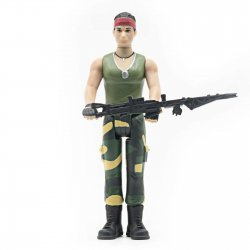 Aliens ReAction Action Figure Wave 1 Vasquez 10 cm