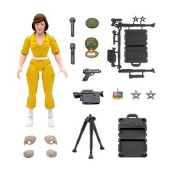 Teenage Mutant Ninja Turtles Ultimates Action Figure April O'Neil 18 cm