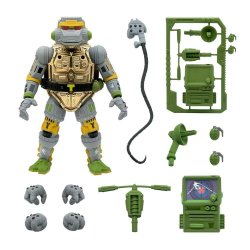 Teenage Mutant Ninja Turtles Ultimates Action Figure Metalhead 18 cm