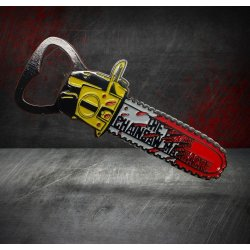 Texas Chainsaw Massacre Bottle Opener Chainsaw