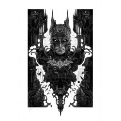 DC Comics Art Print Batman 46 x 61 cm - unframed