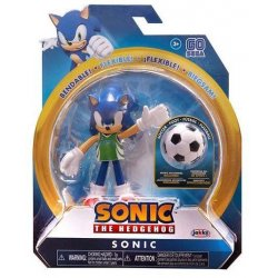 Sonic the Hedgehog Bendable Figures 10 cm - Sonic