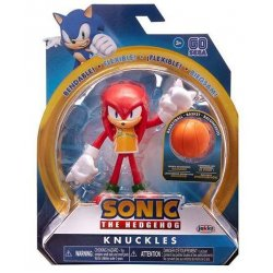 Sonic the Hedgehog Bendable Figures 10 cm - Knuckles