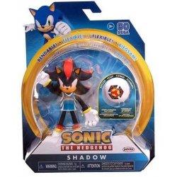 Sonic the Hedgehog Bendable Figures 10 cm - Shadow