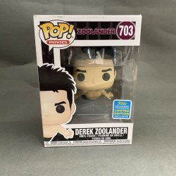 Funko POP! Movies - Derek Zoolander (Merman) (Summer Convention)