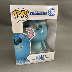 Funko Pop! Disney - Sulley (Waving)