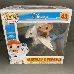 Funko Pop! Rides - Hercules & Pegasus