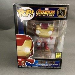 Funko Pop! Marvel - Iron Man (Light Up)