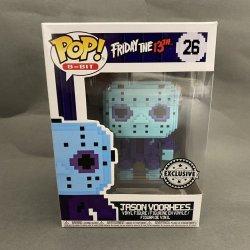 Funko Pop! Movies - Jason Voorhees (NES Colors) (GameStop)