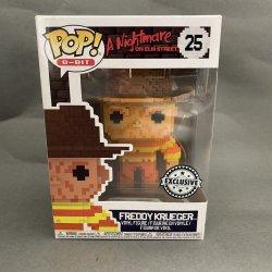 Funko Pop! Movies - Freddy Krueger (NES Colors) (GameStop)
